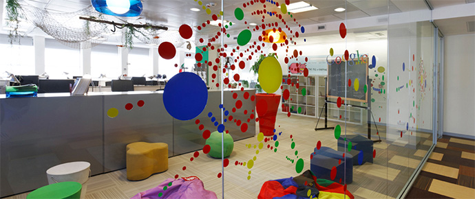 La creatividad no solo se mide en colores dise o for Diseno de ambientes interiores