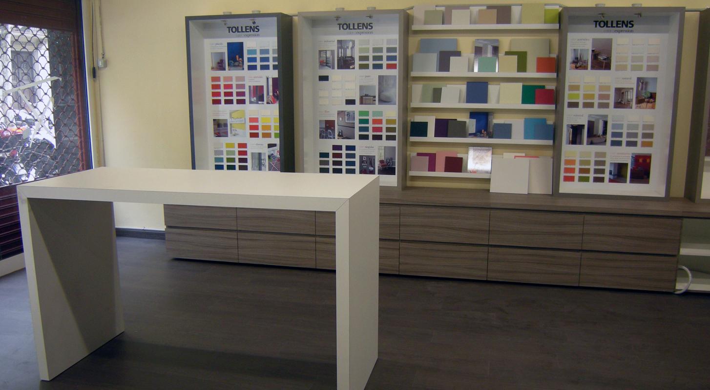 Materis dise o espacios comerciales caad shop design - Diseno espacios comerciales ...