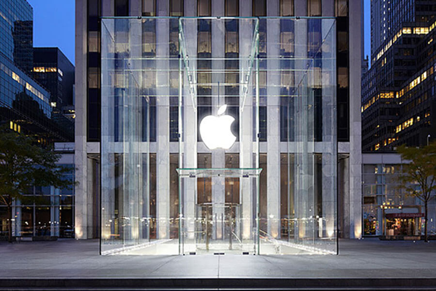 Flagship store APPLE - New York