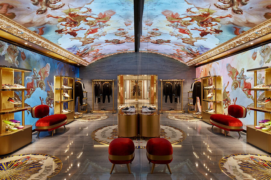 Flagship store DOLCE & GABBANA - Roma