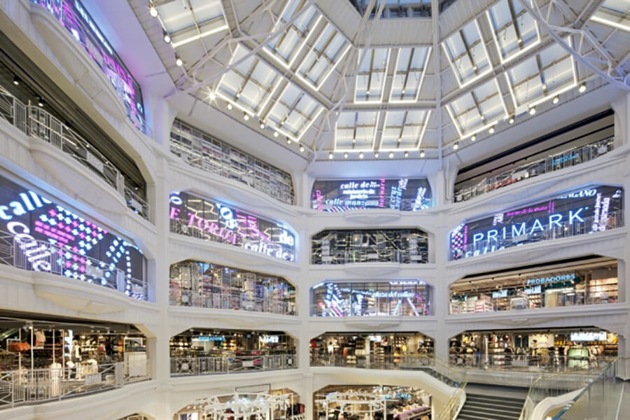 Flagship store PRIMARK - Madrid