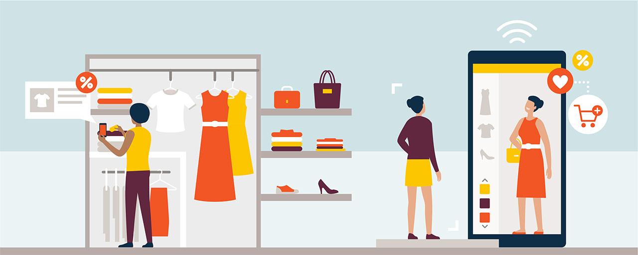 Inteligencia Artificial en Retail | innovacion en tienda de moda