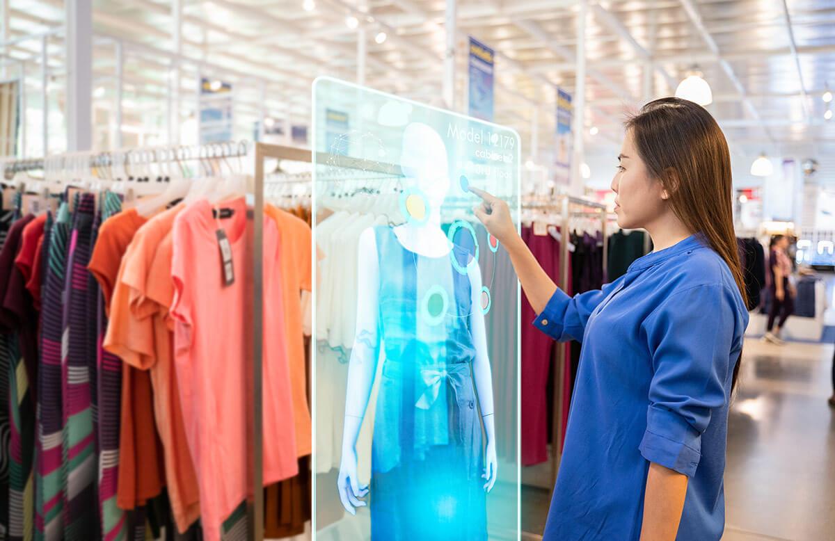 Realidad Aumentada en Retail | ventajas para el consumidor