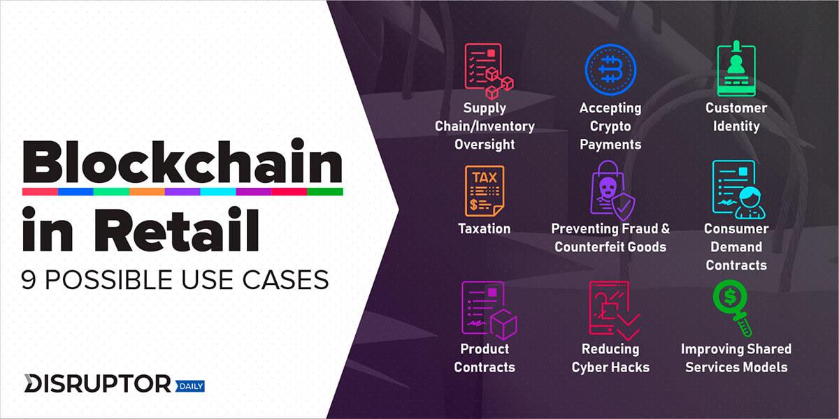 Blockchain en retail | Los beneficios del Blockchain para el sector retail