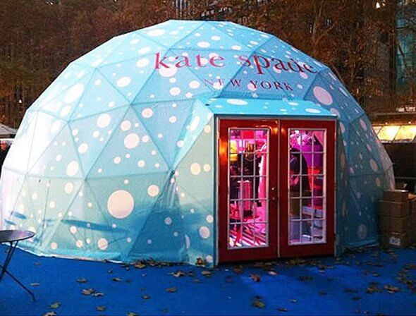 Pop Up Store de Kate Spade