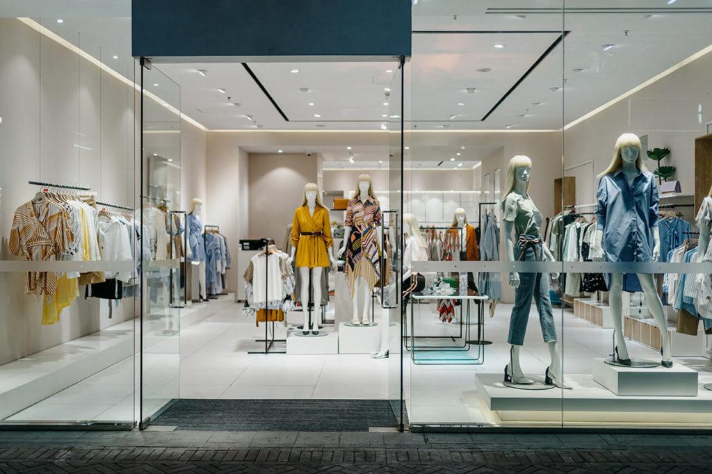 3 estils d'interiorisme de botigues de moda | sensació de galeria