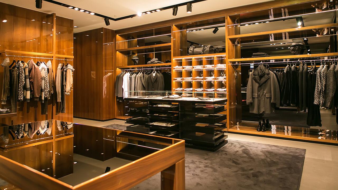 3 estils d'interiorisme de botigues de moda | personalització dels espais