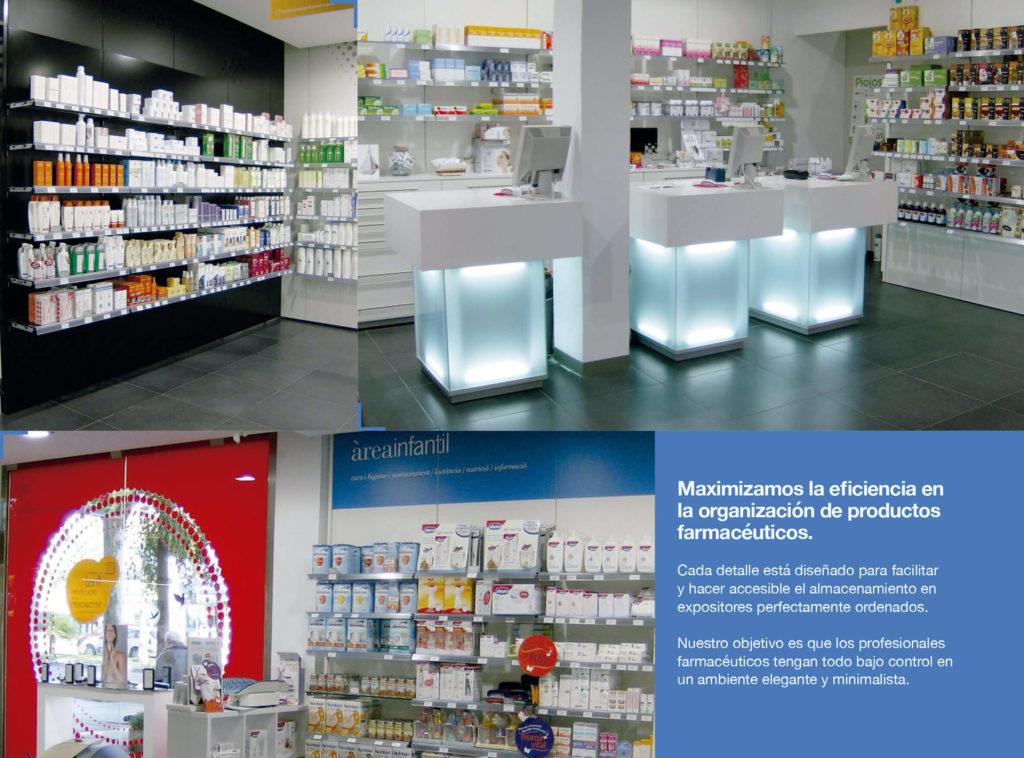 Retail Design para farmacias | Ten en cuenta la distribución del espacio