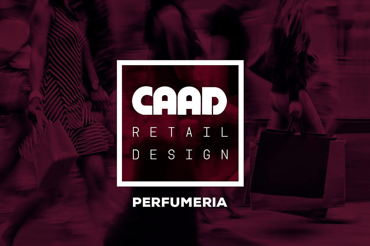 Nuevo tríptico CAAD Retail Design Perfumería