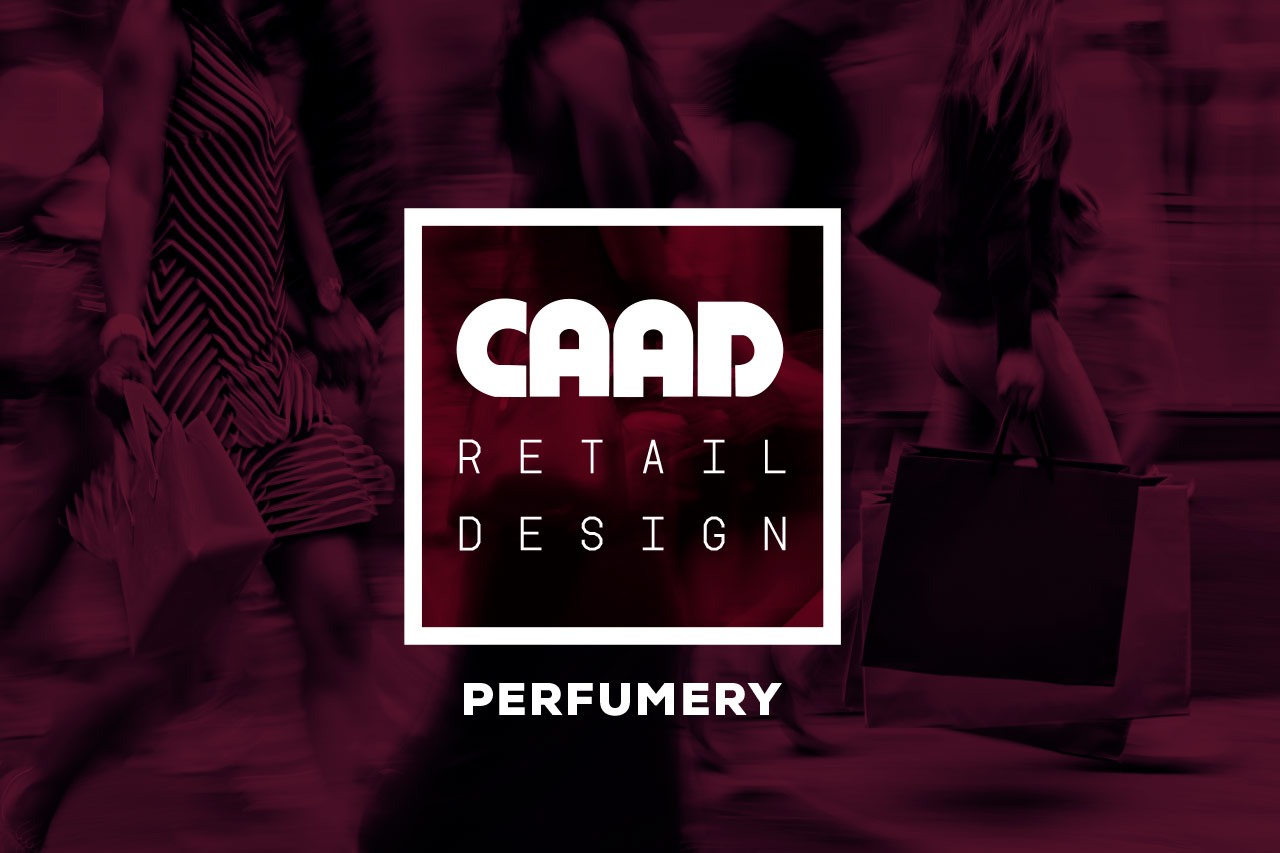 CAAD Retail Design Perfumery